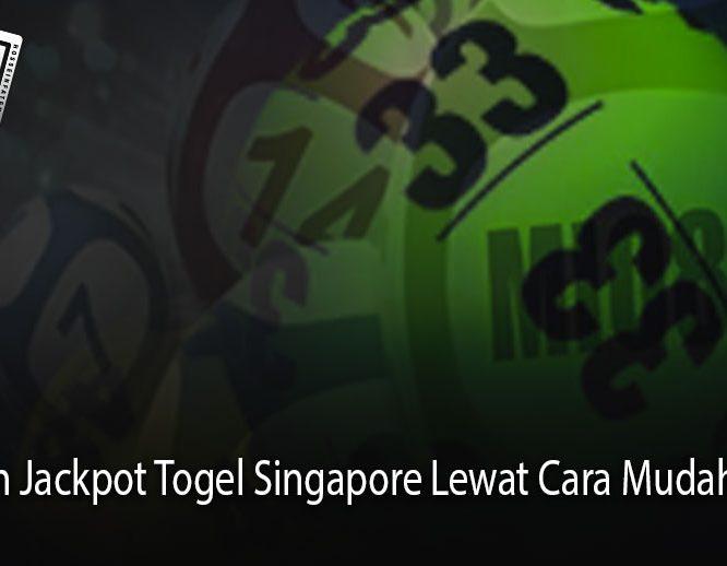 Togel Singapore Lewat Cara Mudah Ini - HosseinFatemi